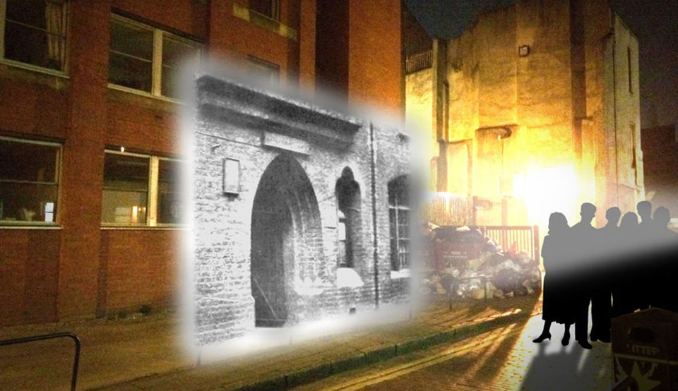 The Jack Theripper Tour