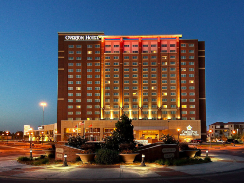 Overton Hotel Conference Center