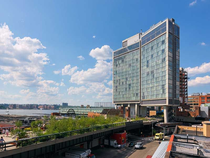 The Standard Hotel High Line, NYC